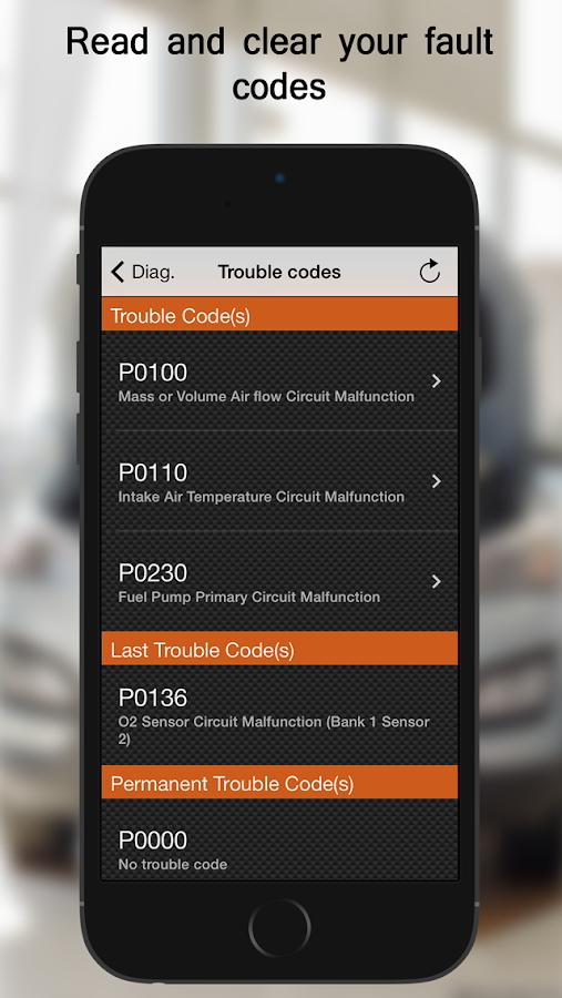 download eobd facile obd 2 car diagnostic for elm327 wifi free on android. Black Bedroom Furniture Sets. Home Design Ideas