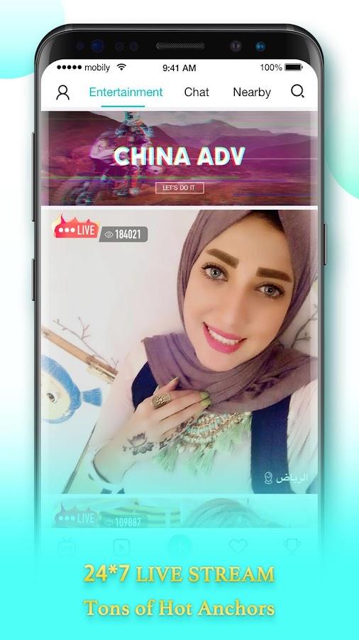 Chat random china video chat