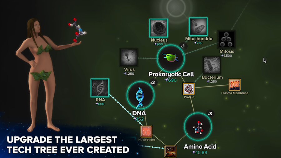 Download Cell to Singularity - Evolution Never Ends (MOD