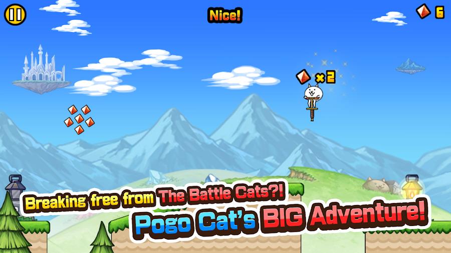 Download Go! Go! Pogo Cat (MOD, Unlimited Money) v1.0.14 ...
