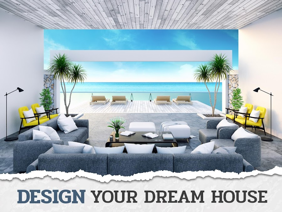 Download Design My Home Makeover Words of Dream House Game MOD ...