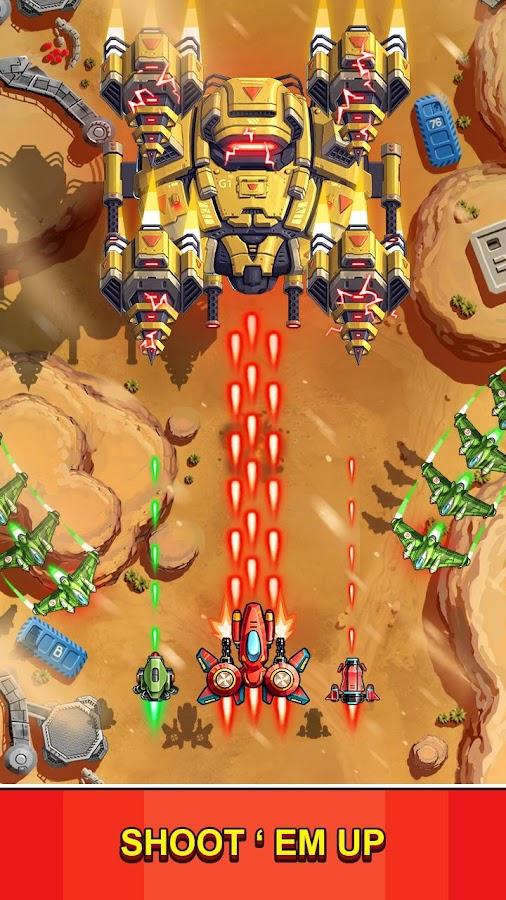 Download Strike Force - Arcade shooter (MOD, Unlimited Money) v1 2 1