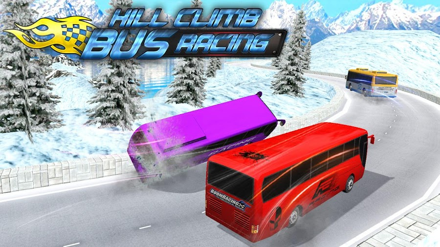 hill bus games