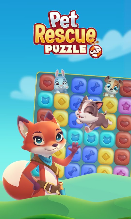 Download Pet Rescue Puzzle Saga v0 16 2 free on android